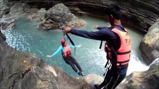 Cebu, Philippines: Oslob, Moalboal, Canyoneering in Badian, Alegria, Osmena Peak, Sumilon Island
