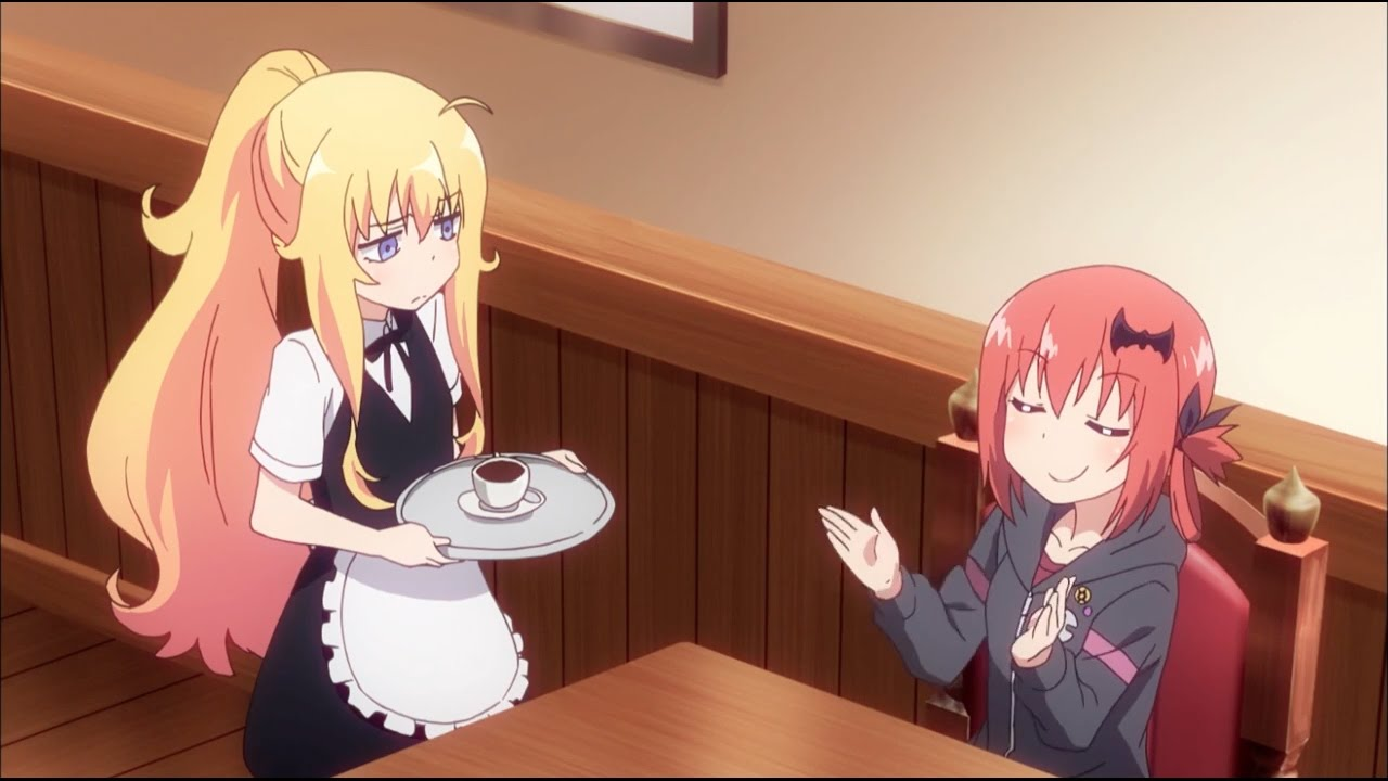 Gabriel Dropout Ep3 The Angel Gets A Job Youtube