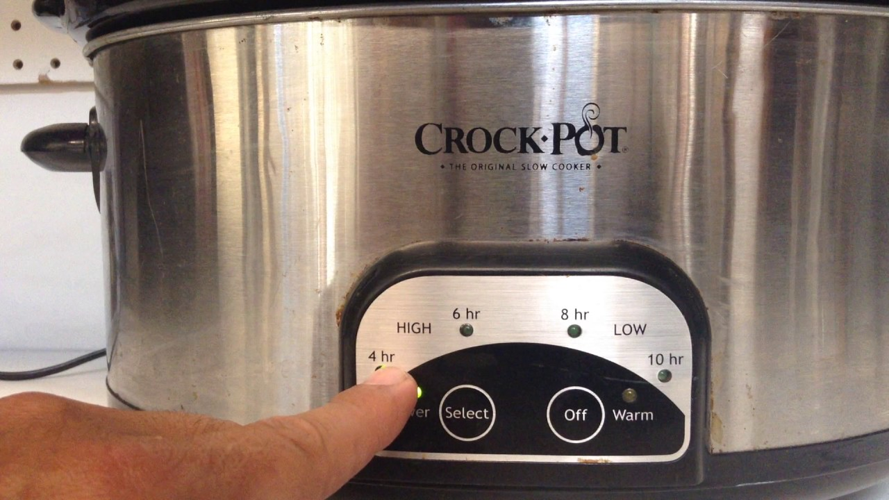 small resolution of easy fix when crockpot won t stay on