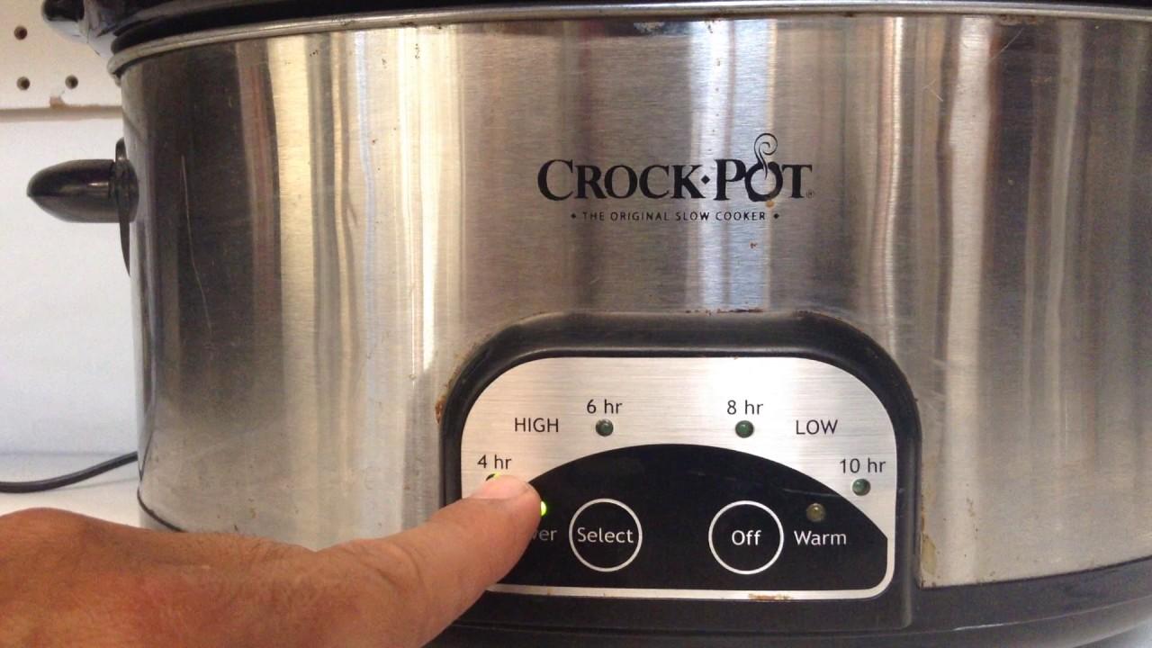 medium resolution of easy fix when crockpot won t stay on