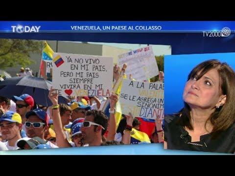 Today - Venezuela, un Paese al collasso - Puntata del 14 maggio 2018