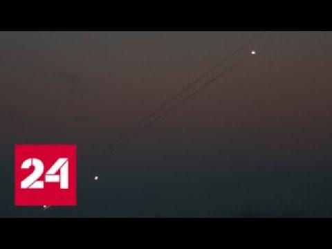 ПВО Сирии отразила израильскую ракетную атаку - Россия 24