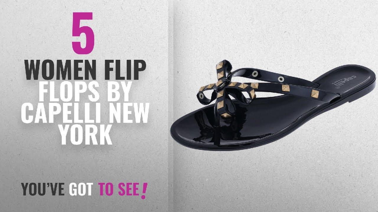 2c3d168623ab Top 5 Capelli New York Women Flip Flops  2018   Capelli New York ...