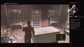 Antwain Golden Playing Mafia 3