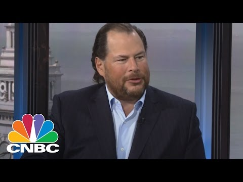 Salesforce.com CEO Marc Benioff: Success Secrets | Mad Money | CNBC