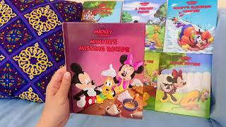 Minnies Missing Recipe by Disneys Mickey and Friends- Storytime by Amani