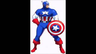 Marvel vs Capcom: Captain America Theme (Arranged)