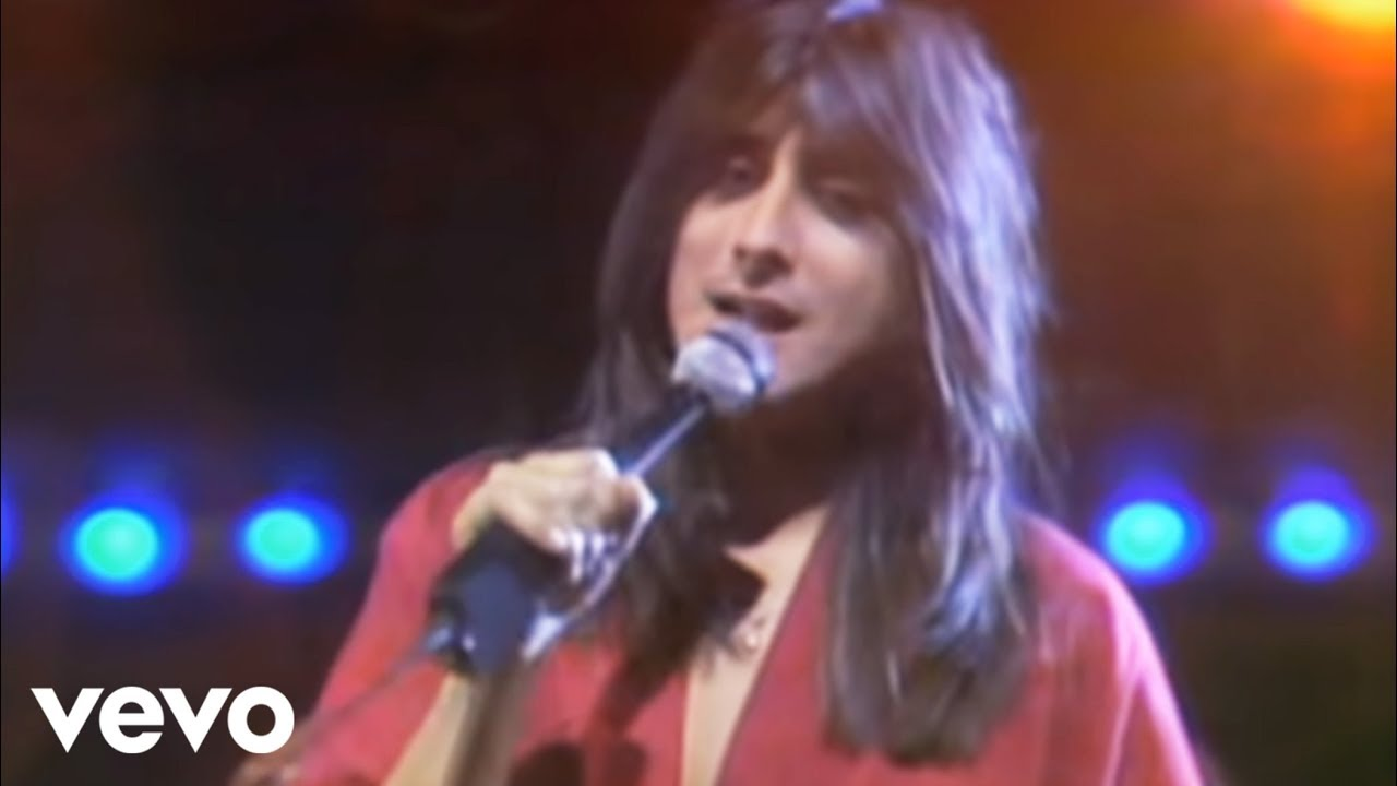 Journey Lovin Touchin Squeezin Official Video 1979 Youtube