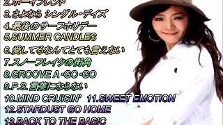 ANRI:MY FAVORITE SONGS2(1991) 杏里 検索動画 26