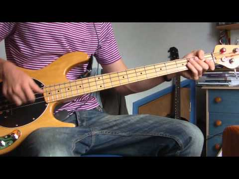 Jack Johnson - Staple it Together [Bass Cover]