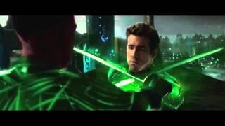 ������ ������ /vs/ �������� |Green L vs. Sinestro