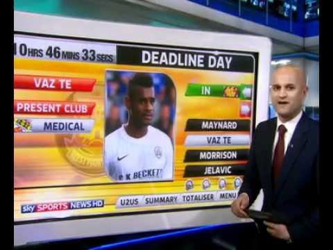 Latest Sky Sports Transfer News