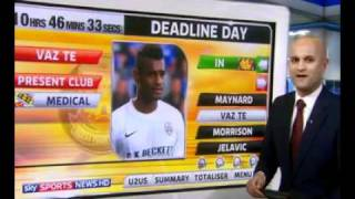 Sky Sports News brings you the latest January transfer window. Deadline Day !