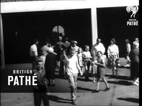 Australia Sydney Royal Easter Show   (1963)