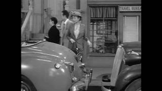 Abbott and Costello Parallel Parked Car