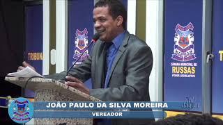 João Paulo Pronunciamento 16 10 2018