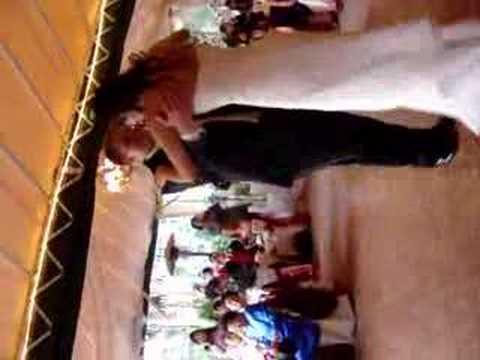 Marie's Wedding dance