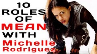 Michelle Rodriguez is gonna kill U!