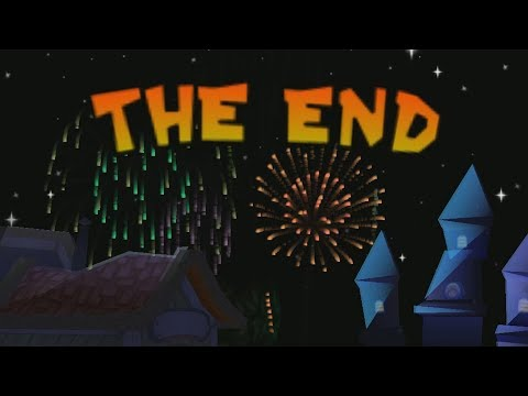 Paper Mario Pro Mode BLIND [Credits & Thoughts]