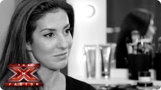 Julia Carta Answers Your Make-Up Questions- X Factor Make Up Room - The X Factor 2013