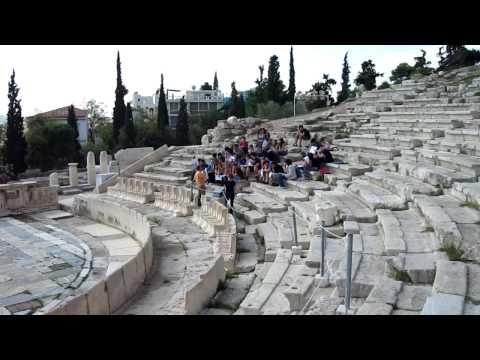The Theatre of Dionysus - halwaya