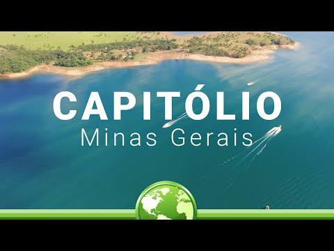 Conheça esse paraíso em Minas Gerais! - Capitólio, MG – Mar de Minas