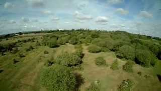 Eastbrookend Country Park & Chase Nature Reserve: The Slack and Black Poplar Woods