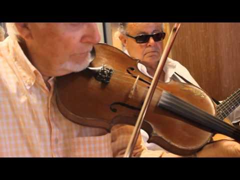 Mickey D bluegrass Close up shots