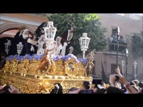 Salida Hermandad de Santa Marta - Semana Santa de Sevilla 2015