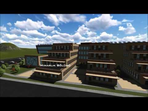 Proje VII Animasyonu TTA Konya Selçuklu