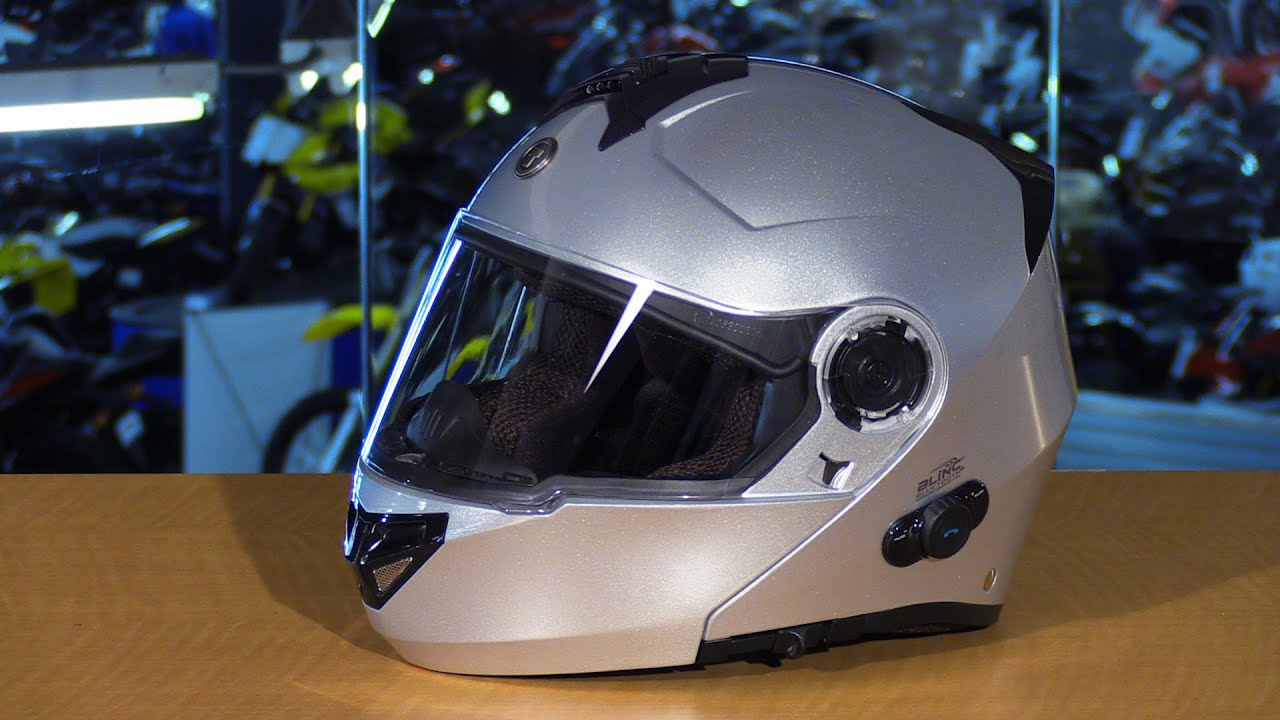 a357a24d Torc Avenger T27 With Blinc Modular Motorcycle Helmet Review - Cheap Modular