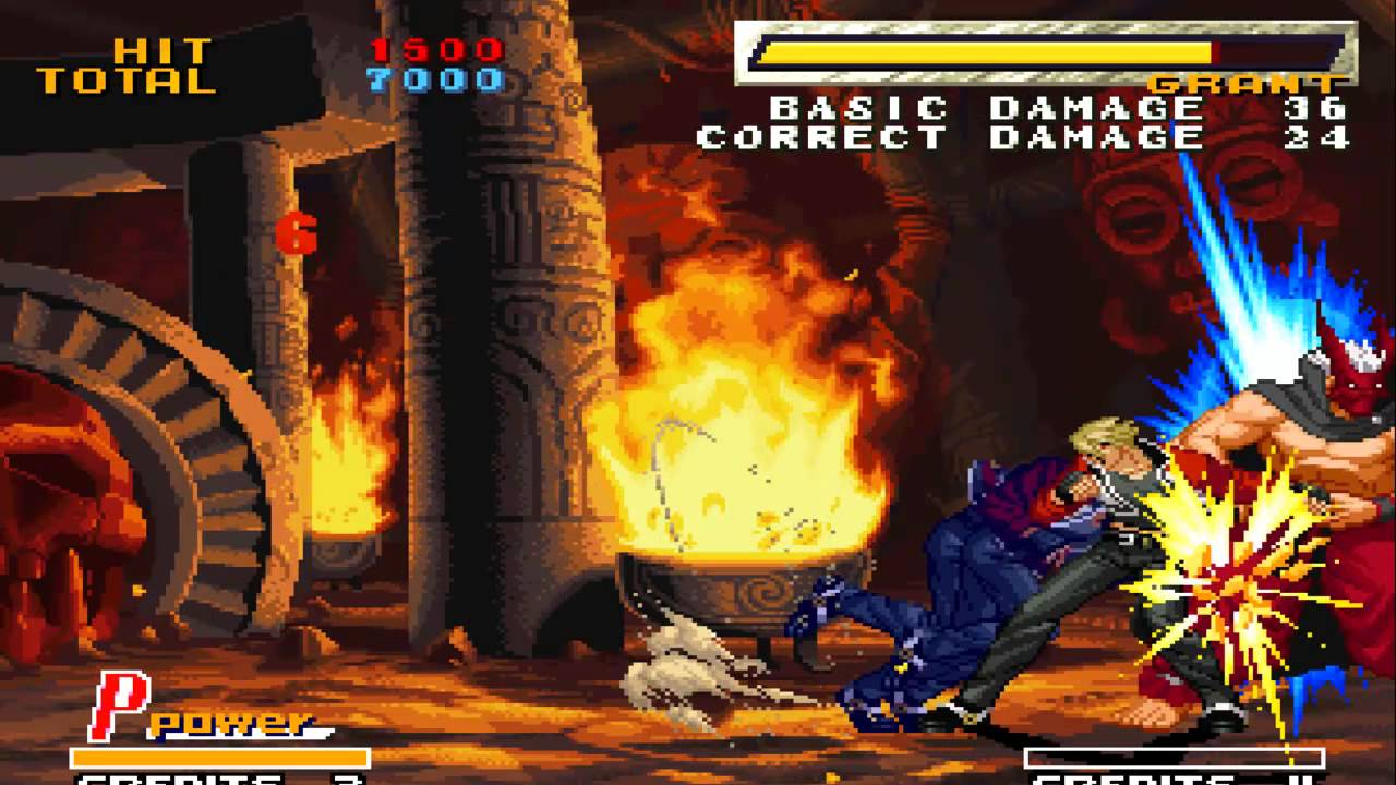 Garou Motw Rock Deadly Rave Neo Youtube Ultimate match (normal geese) 3 the king of fighters '98: youtube