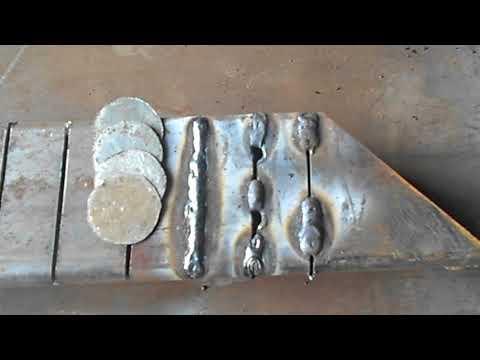 Как новичкам сваривать профильную трубу электродом и не прожигать. Два простых способа