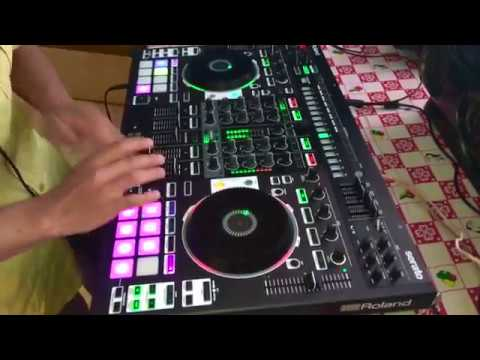PIONEER vs  ROLAND ft  ANDRES PINGUIL DJ MIX