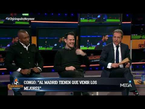 """Edwin Congo lo TIENE CLARO: """"Cristiano es el mejor jugador del Real Madrid"""""""