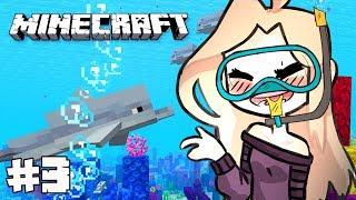 Exploration sous-marine et BOSS FINAL !!  Ep.3 et fin - Minecraft Fr (Monsters Of the Deep)