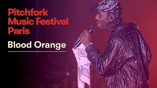 Blood Orange | Pitchfork Music Festival Paris 2018 | Full Set