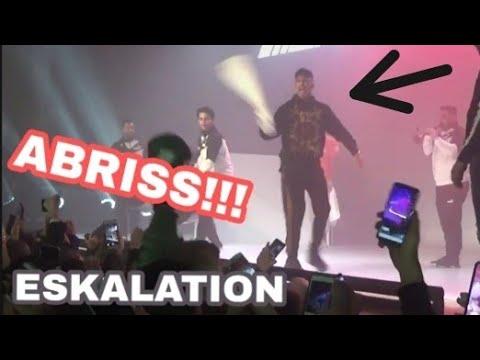 MERO ESKALIERT AUF DER BÜHNE!!! ENO-WELLRITZSTRASSE-TOUR VLOG!