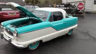 Only $5,000 - 1959 Nash Metropolitan For Sale