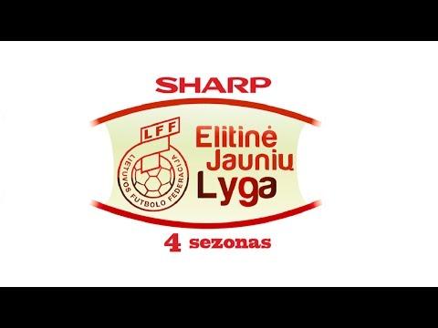 Elitinė jaunių lyga: PFA Panevėžys - Vilniaus FM