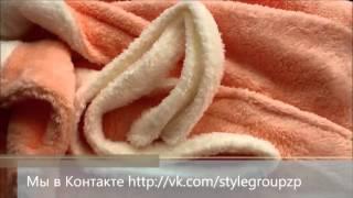 Женский махровый халат Dobra nochka 8047 SSK