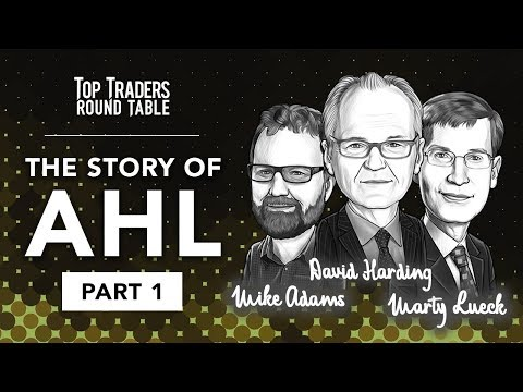 Mike Adams, David Harding, and Marty Lueck – Tells the AHL Story for the First Time Ever [PART 1]