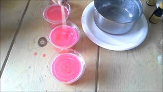 Sugar Crystals for science class