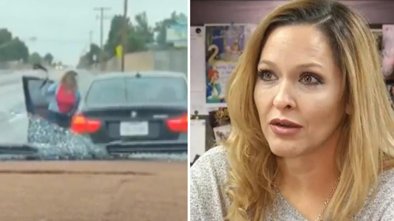 Texas Mom Punishes 14 Year Old Son With Belt After He Takes Familys Bmw