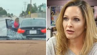 Texas Mom Punishes 14-Year-Old Son With Belt After He Takes Family's BMW