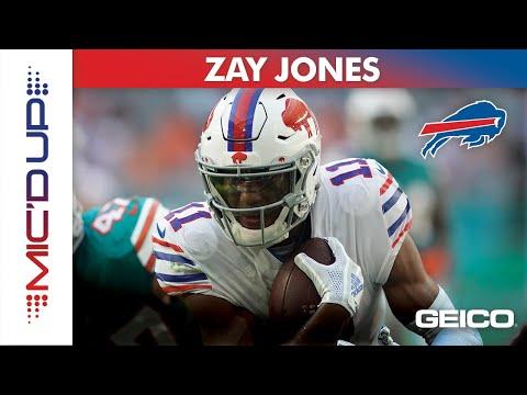 Zay Jones Mic'd Up presented by GEICO | Buffalo Bills