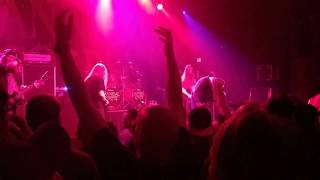 Cannibal Corpse - Scavenger Consuming Death - TLA - Philly - 30NOV2017