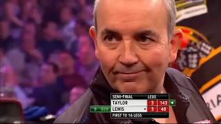 THE BEST MATCH EVER? | Taylor v Lewis | 2013 Grand Slam Semi-Final