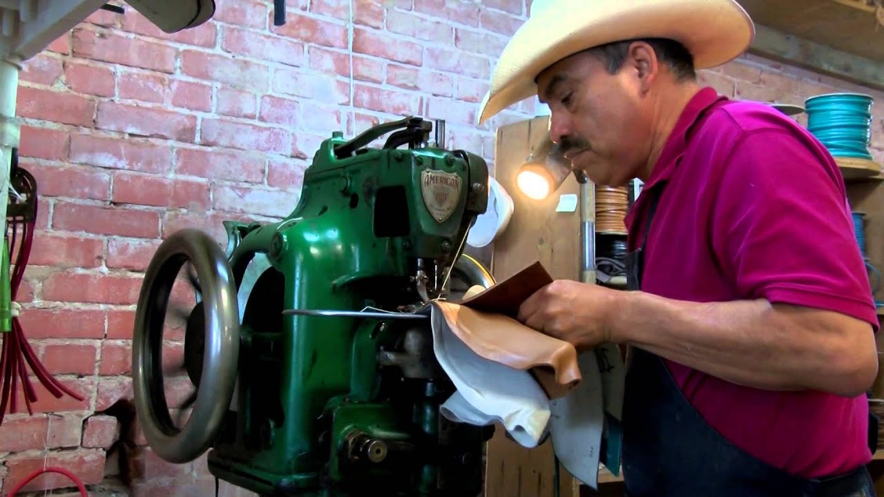 M.L. Leddy's Bootmakers Hold Tight to Tradition - YouTube