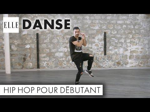 Cours de danse Hip Hop pour Débutant I ELLE Danse
